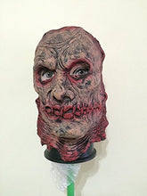Zombie Halloween Costume Mask Surround Full Head Mask,Dance Party Mask by MaskShow