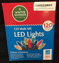 LED (120, Multi-Color LED REGULAR)