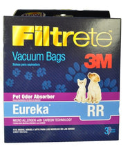 3M EUREKA RR ANTIMICROBIAL BAG by Filtrete