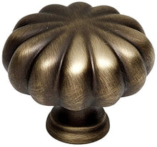 Alno A819-1-AEM Rope Traditional Knobs, Antique English Matte, 1-1/4
