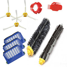 Replacement Kits For iRobot Roomba 650 Vacuum Cleaning Robots-Includes 1pcs Bristle Brush,1pcs Beate