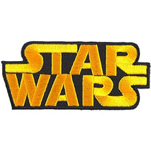 Starwar Logo Comic Legendary Film Patch Embroidered Iron On Patches Sew On Patches Embroidery Applik