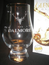 DALMORE OFFICIAL GLENCAIRN SCOTCH MALT WHISKY TASTING GLASS