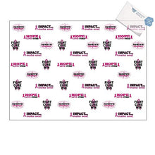Bargain World Pink Carpet Photo Booth Backdrop (With Sticky Notes)