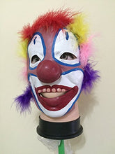 Clown Latex Mask for Halloween, Dance Party Costume ,Mask Festival by MaskShow