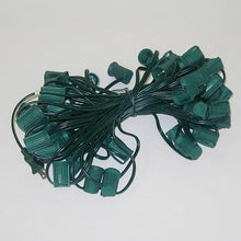 C9 Cord - 50 ft - Green Wire