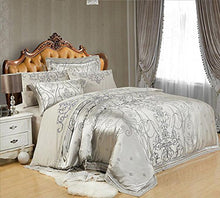Hur Oohj Satin Jacquard,The New Bedding Four Sets,European Styleã¯â¼âœbedding Kitsã¯â¼âˆ 4 Pcsã¯â¼â‰