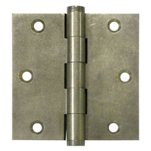 Deltana DSB3510BR Square Hinges Bronze Rust