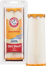 Arm & Hammer (ARMCW) A&H Dirt Devil Style F1 HEPA Pkg Filter
