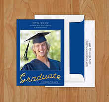 Bold Graduate Faux Foil Invitation - Set of 144-3901V
