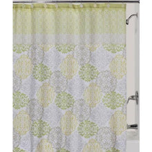 Creative Bath Products Inc. S1075CIT Gypsy Shower Curtain, Green