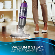Bissell Symphony Pet All In One Vacuum And Steam Mop, 1543 A And Bissell 1252 Symphony Hard Floor Vac