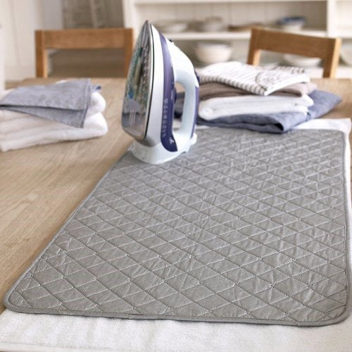 "Above Edge Magnetic Ironing Mat, Double Strength Magnetic Pull Force, 33 1/2"" X 19"""