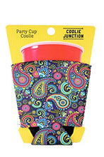 Coolie Junction Paisley Pattern Solo Cup Coolie