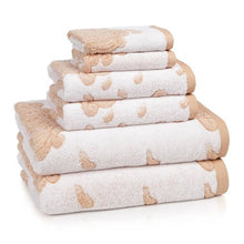 Turkishtowels Roma Collection Wash Cloth, Coral