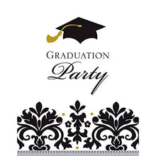 Amscan 7938521 Graduation Party Postcard Invitations, 5 5/8