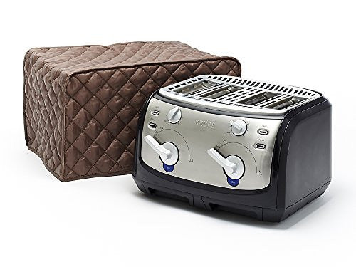 Covermates   Toaster Cover   12 W X 11 D X 9 H   Diamond Collection   2 Yr Warranty   Year Around Prote