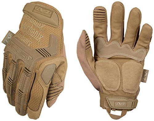 Mechanix Wear   M Pact Coyote Tactical Gloves (X Large, Brown)
