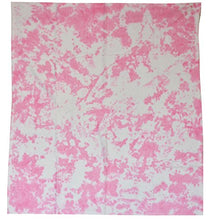 Colortone Tie Dye Blanket Cloud Pink