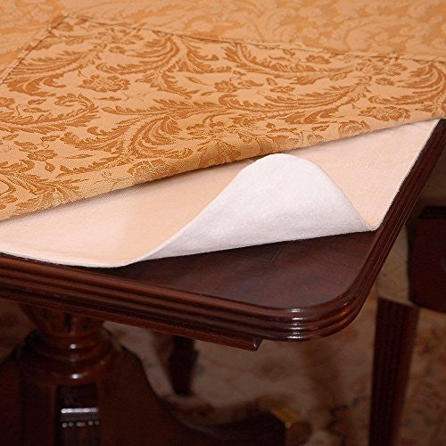 "Laminet Deluxe Cushioned Heavy Duty Table Pad, 52"" X 120"","