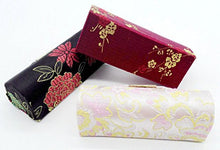 Easybuystore Lipstick Case 3pcs /Set Lipstick Case With Mirror,Satin Silky Fabric With Gorgeous Desi