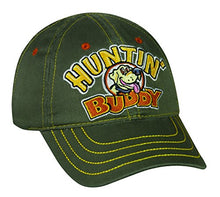 Mossy Oak Toddler Hunting Buddy Cap, Olive