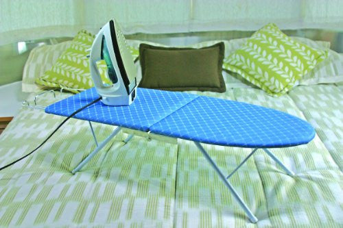 Camco Ironing Board Easily Folds For Convenient Storage After Each Use Perfect For Traveling, R Vs An