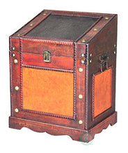Vintiquewise(TM) Old Style Desk Podium Chest Decorative Desktop Lectern