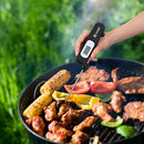 Image of Habor Digital Meat Thermometer, Cooking Temperature Kitchen Instant Read Sensor With Largre Lcd, Fol