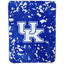 College Covers Kentucky Wildcats Throw Blanket/Bedspread