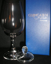Glencairn Scotch Whisky Degustation Copita Nosing Glass With Ginger Jar Top