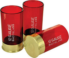 12 Gauge Shotgun Shells Shot Glasses. Set Of 4