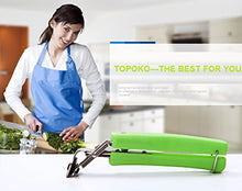 Topoko Kitchen Stainless Steel Exquisite Bowl Pot Pan Gripper Clip Hot Dish Plate Bowl Clip Retrieve