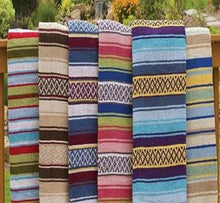 Colorful Mexican Blanket (1-pc Random)
