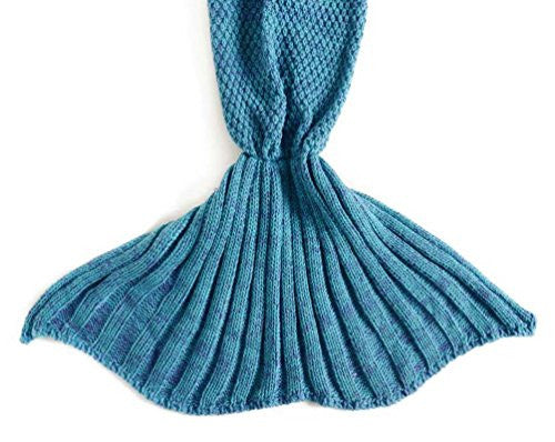 Amy Homie Mermaid Tail Blanket, Mermaid Blanket Adult Mermaid Tail Blanket, Crotchet Kids Mermaid Tai