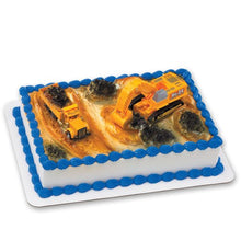 Construction Dig DecoSet Cake Decoration