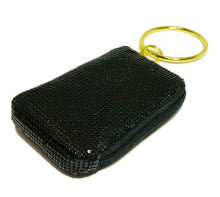 Tsubota Pearl Bling Bangle Pouch, Black