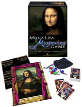 Winning Moves Games Mona Lisa Mysteries