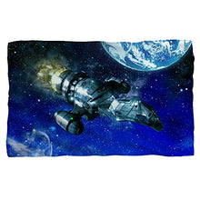 Planet Caravan Firefly Serenity 36 X58 Fleece Blanket