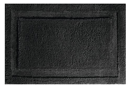 I Design Spa Microfiber Polyester Bath Mat, Non Slip Shower Accent Rug For Master, Guest, And Kids' B