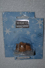 Hershey's Village Cocoa Bean Bags Figure New