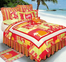 C&F Home 89177.6886 Tropical Paradise Quilt, Twin