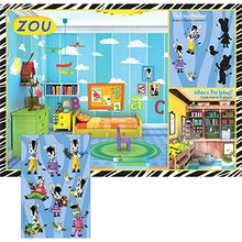 Zou Party Activity Placemats with Stickers (8 ct)