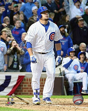 Kyle Schwarber Chicago Cubs 2015 NLDS Game 4 HR Photo (Size: 8