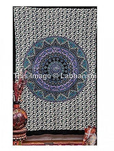 Handicrunch Mandala Tapestries Wall Hanging Indian Hippie Tapestry Bohemian