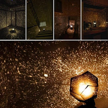 1PC LED Light, XUANOU Celestial Star Cosmos Night Lamp Projection Projector Starry Sky Night Lights