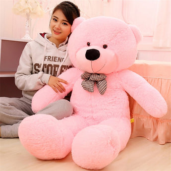 Giant Teddy Bear Plush Toys Peluches Stuffed Animal