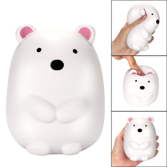 Squishy Polar Bear Kawaii