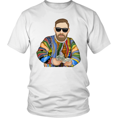 Conor Mcgregor Shirt Money