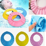 Shower Bath Cap Baby Protective